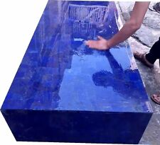 Lapis Lazuli table, coffee table, unique coffee table, Table, stone coffee table