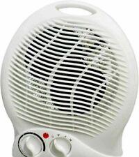 elektrischer Heizlüfter 2000 Watt Elektro Heizung Mini Badezimmer Heiz Lüfter