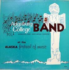 Savold Augsburg College Band - Alaska Festival Of Music LP VG+ KB 1837 Vinyl