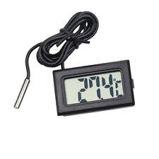 Termometro Digital con Sonda Externa de Temperatura LCD Acuario Congelador