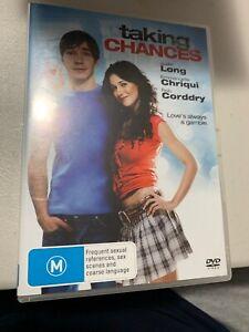 Taking Chances DVD Region 4 Rare