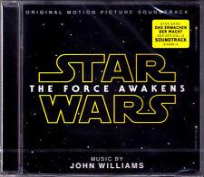 STAR WARS Episode 7 The Force Awakens OST JOHN WILLIAMS Das Erwachen der Macht