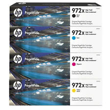 HP 972X Original PageWide Ink Cartridge Combo For 452dn 452dw 477dn 477dw 552dw