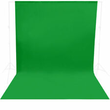 10 x 10 ft Chromakey Green Screen Backdrop Photography Studio Background
