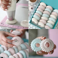 BG_ CO_ Ring Cookies Dessert Mold Icing Nozzle DIY Cake Pastry Mould Baking Tool