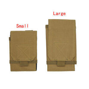 Men's Tactical Pouch Belt Waist Pack Bag Military Waist Pockets Waterproof Bag