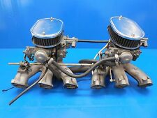 BMW E9 3.0CS M30B34 3.5L OEM Weber 32-36 DGAV33B1 Carburetors & Intake Manifolds