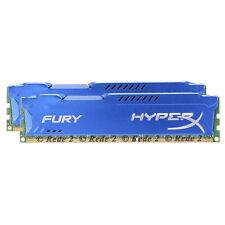For HYPERX 2x 4GB PC3-12800 DDR3 1600Mhz 240Pin Unbuffered Desktop Memory New
