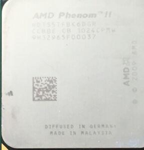 AMD Phenom II X6 1055T - 2.80 GHz Quad-Core (HDT55TFBK6DGR ) Processor