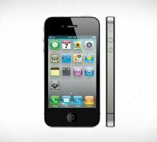 Apple iPhone 4 - 8GB - Black A1349 (TracFone) MD639LL/A (CDMA)