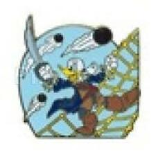 DONALD as WILL TURNER-only PIRATES MYSTERY COLLECTION Disney PIN #83697