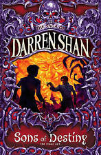 Sons Of Destiny : The Final Act :, Darren   Shan, New Book