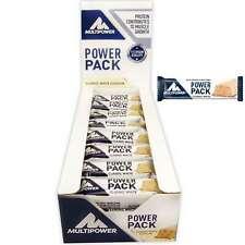 MHD 4.2020 Multipower Power Pack 24  á 35g Classic White Protein Riegel Eiweiss