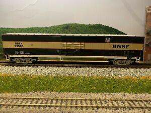 O Scale - MTH Premier 20-93055 BNSF 61' Mail Boxcar RBBX 79532 O2318
