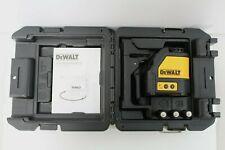 New Dewalt Dw088 Red Cross Line Laser Self Leveling 165 Horizontal Amp Vertical