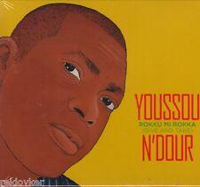 Youssou N' Dour / Rokku Mi Rokka (Give and Take) [CD+DVD] (NEU!)