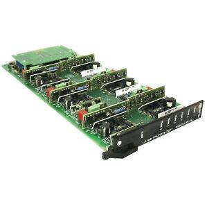 #6 Mitel LS/GS Trunk (6 CCT) 9109-011-001-SA SX-200 Phone Interface Card