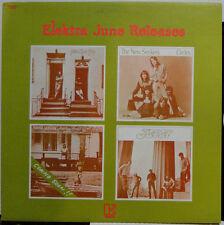Elektra Promo June 1972 Releases; Demo Only; Aztec Two-Step, David Ackles, etal