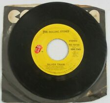 The Rolling Stones Silver Train Angie Rolling Stones Records 45 RPM