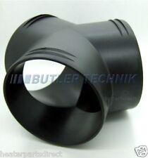 Eberspacher Webasto  90mm ducting equal 'Y'  branch | 9009261C