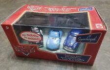 Disney Cars Supercharged Courtoom Crew Diecast Set Sheriff Doc Sally Zeller's