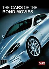 The Cars Of The Bond Movies -DUKE-DVD New & Sealed