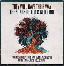 The Songs Of Tim & Neil Finn - They Will Have Their Way - CD (Promo Card Sleeve)