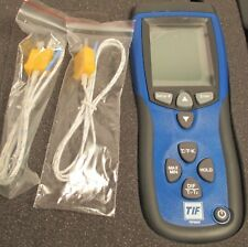 Tif3310 Tif Spx 3310 Professional Differential Thermometer 22deg>1022F w/case