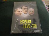 "DVD NEUF ""ESPION LEVE-TOI"" Lino VENTURA, Bruno CREMER / Yves BOISSET"