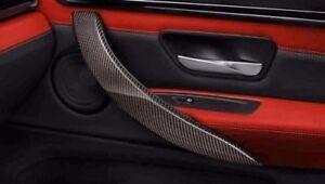 BMW OEM F80 M3 F82 F83 M4 M Performance Carbon Fiber Door Trim Package