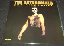 REG LIVERMORE - THE ENTERTAINER, LP VINYL RECORD