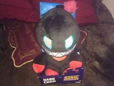 "OFFICIAL SONIC THE HEDGEHOG 12"" DARK CHAO SOFT TOY PLUSH ""CLEARANCE*"
