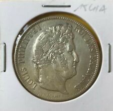 5 FRANCS LOUIS PHILIPPE TR RELIEF /1841 A