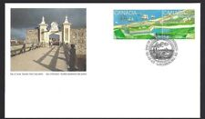 Canada     # 1547 - 1548   FORTRESS OF LOUISBOURG     New 1995 Unaddressed
