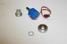 Tektronix 400 Series Delay Pot. 311-1183-01. With Kilo Engineering Delay Knob.