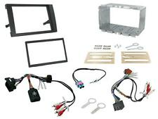 Connects2 CTKAU04 Audi A4 B7 2007 - 2009 Double Din Fitting Kit BLACK
