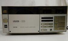 New listing Dual Cd 120 Vintage disc player Needs Repair