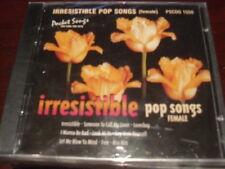 POCKET SONGS KARAOKE DISC PSCDG 1550 IRRESISTIBLE POP SONGS CD+G MULTIPLEX