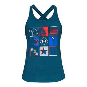 NEW Under Armour Women's Freedom Tactical Outdoor Tank Top Athletic Shirt