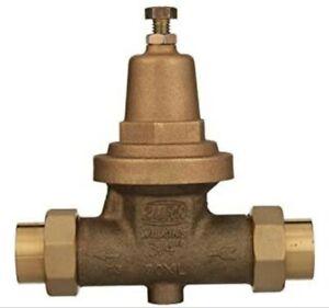 Zurn Wilkins 3/4 in. Bronze Water Pressure Reducing Valve 34-70XL NEW