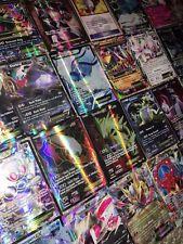Pokemon TCG 20x ALL HOLO Lot Gx/ Mega/ Ex/ Full Art GUARANTEED SM Burning Shadow