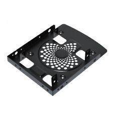 Syba Dual 3.5'' HDD//SSD Mounting Expansion Hard Drive Bracket SY-ACC3017