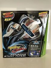 2008 AIR HOGS HAVOC CYCLONE RC REMOTE CONTROL HOVER STUNT FLYER CHANNEL
