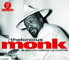 Thelonious Monk - The Absolutely Essential Collection [3CD] 2011 Big3  ** NEW **
