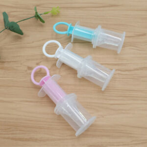 Baby Squeeze Medicine Dropper Dispenser Infant Pacifier Feeder Feeding Syring Nt