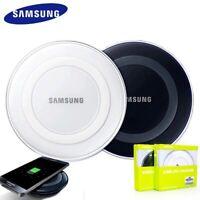 Chargeur sans fil SAMSUNG  QI chargeur pour smartphone Iphone 8 X XS XR mi 9