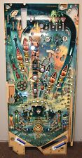 2003 Stern Lord Of The Rings Pinball Playfield NOS