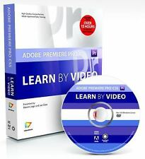 Adobe Premiere Pro CS5: Learn by Video (Book with DVD-ROM), video2brain, Ozer, J