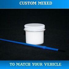 2004-2006 Mazda Mazda3 25E Strato Blue Mica 1 oz TouchUp Paint!
