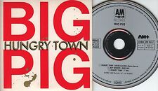Big Pig  CD-SINGLE HUNGRY TOWN (c) 1987  CARDSLEEVE